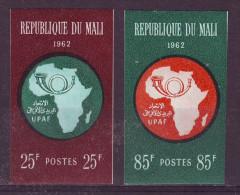 Mali, 1962 - Imperf. MNH** - Mali (1959-...)