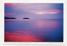 NEW ZEALAND  - AK198041 Sonnenuntergang über Der Tasman Bay - Nuova Zelanda