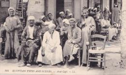 CAFE  ARABE (dil80) - Egypt