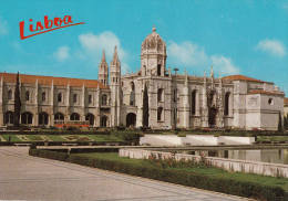 1980 CIRCA LISBOA MOSTEIRO DOS JERONIMOS - Lisboa