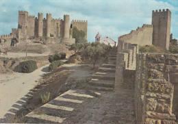 1980 CIRCA OBIDOS CASTELO - Portugal