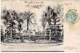 Ajaccio - Fontaine Des Quatre Lions Napoléon 1er Consul - Ajaccio