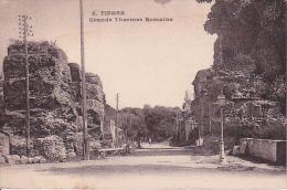 CPA Tipasa - Grande Thermes Romains (3516) - Algerien