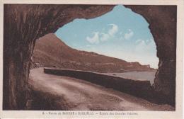 CPA Route De Bougie à Djidjelli - Entrée Des Grandes Falaises (3516) - Algerien