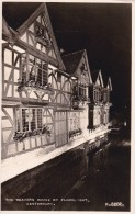 PC Canterbury - The Weavers House By Floodlight - 1955 (3519) - Canterbury