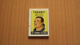 "MICRO LIVRE B.D. "" TABARLY "" OFFERT PAR LES CAFES ""MARTIN-CAIFFA-MOKALUX"" - Old Paper"