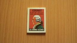 """MICRO LIVRE B.D. """" CUGNOT """" OFFERT PAR LES CAFES """"MARTIN-CAIFFA-MOKALUX"""" - Old Paper"""