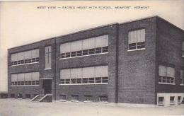 Vermont Newport West View Sacred Heart High School Artvue