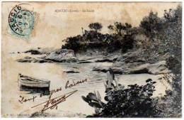 Ajaccio - Le Scudo (précurseur) - Ajaccio