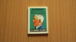 """MICRO LIVRE B.D. """" FLEMING """" OFFERT PAR LES CAFES """"MARTIN-CAIFFA-MOKALUX"""" - Collections"""