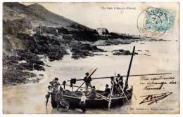 Un Coin D'Ajaccio (pêcheurs)(précurseur) - Ajaccio