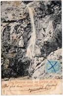 Une Cascade Dans Les Gorges De La Spilonca  (précurseur) - Non Classés