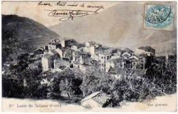 Ste Lucie De Tallano (Corse) - Vue Générale (précurseur) - Non Classés