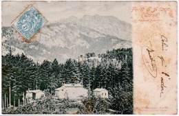 Forêt D'Aïtone (Corse) Les Maisons Forestières  (précurseur) - Non Classés