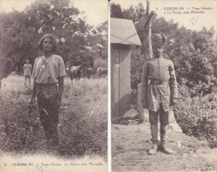 8 CPA  SOLDATS INDIENS    EN 14-18 - War 1914-18