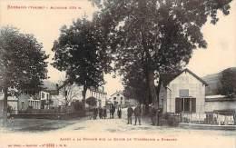 88 - Bussang - Arrêt à La Douane Sur La Route De Wesserling à Bussang - Bussang