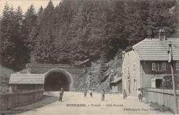 88 - Bussang - Tunnel, Côté Alsacien (enfants) - Bussang