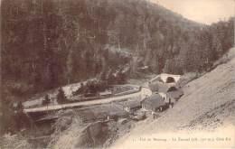 88 - Col De Bussang - Le Tunnel, Côté Est - Bussang