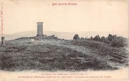 88 - Le Sommet Du Brézouard - Le Sommet Du Brézouard Offre Un Des Plus Beaux Panoramas De La Chaine Des Vosges - Other Municipalities