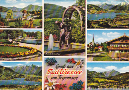 Germany Gruss Aus Bad Wiessee Multi View