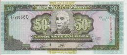 Haiti 50 Gourde 2003 Pick 267 UNC - Haiti