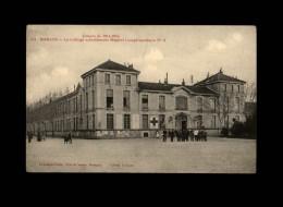 26 - ROMANS - Le Collège Actuellement Hôpital Complémentaire N°6 - Guerre 14-18 - Croix Rouge - Romans Sur Isere
