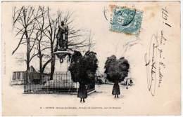 Corte - Statue Du Général Arrighi De Casanova, Duc De Padoue  (précurseur) - Corte