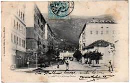 Bastia - Avenue Carnot   (précurseur) - Bastia