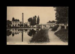 45 - CHALETTE-SUR-LOING - Ruines De La Papeterie De Buges - France