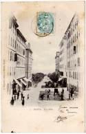 Bastia - Rue Miot  (précurseur) - Bastia
