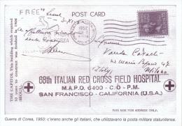 Italia 2000 Cartolina Con Annullo Speciale Mostra Filatelica ITALFOR Missioni Militari Italiane Di Pace Nel Mondo - Militaria
