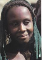 AFRIQUE,AFRICA,TCHAD,TSHAD,prés LIBYE,ex Protectorat Français,MAO,FILLE DU PAYS,MALINE ET PURE,PHOTO BWASO - Ciad