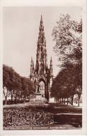 PC Edinburgh - Sir Walter Scott's Monument (3552) - Midlothian/ Edinburgh