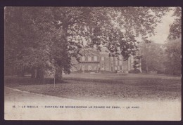 LE ROEULX - Château De Monseigneur Le Prince De Croy - Le Parc  // - Le Roeulx