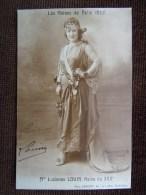 Les Reines De Paris 1922 , Mlle Lucienne Louin  , Reine Du XVII Arrondissement - Spectacle