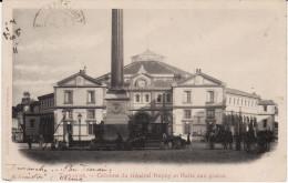 CPA - TOULOUSE (31) - Colonne Du Général Dupuy Et Halle Aux Grains - Circulé BE (lot 3-88) - Toulouse