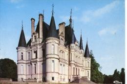 Châteaux De La Vienne : Bonneuil Matours - Le Château De Marieville - Other Municipalities