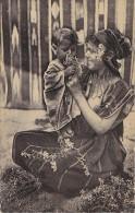 Algérie - Femme Enfant - Bijoux Nu - Combier - Algérie