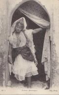 Algérie - Femme  Mauresque - Bijoux Nu - Algérie