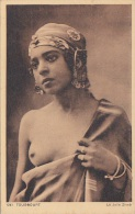 Algérie - Touggourt - Femme  Nue Bijoux - Editeur Barbot-Dewamme Librairie Touggourt - Algérie