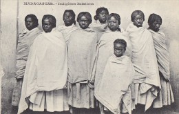 Afrique - Madagascar - Femmes Betsileos - Madagascar