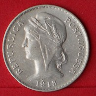 PORTUGAL  50  CENTAVOS  1913  SILVER COIN KM# 561  -    (Nº06512) - Portugal
