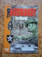 Mini Guide - Nomandy Normandie Guerre 39-45 1ere Victoire - Magazines & Papers