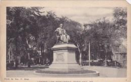 Longfellow Monument Portland Maine