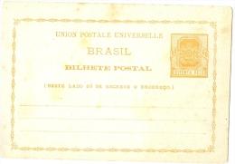 LAC5 - BRESIL - EP CP  NEUVE - Entiers Postaux