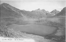 Morgins Lac De Chésery Parfait Etat - VS Valais