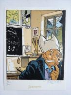 Ex Libris - MEYNET - FANFOUE T5 - NS - FANTASMAGORIES 1997 - Ex-libris