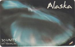 ALASKA(chip) - Aurora Borealis 4(30 Units), Tirage 5000, 11/94, Mint - Schede Telefoniche
