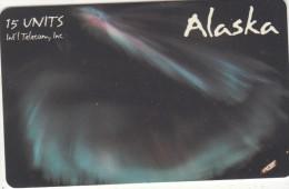 ALASKA(chip) - Aurora Borealis 2(15 Units), Tirage 5000, 11/94, Mint - Altri – America