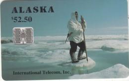 ALASKA - Eskimo($52,50), Tirage 5000, 03/94, Mint - Schede Telefoniche